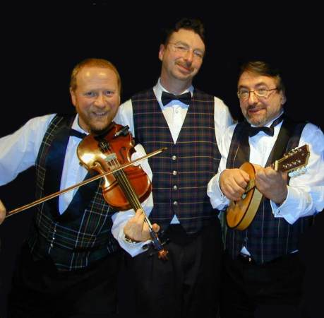 The Rhythm Chaps Barn Dance and Ceilidh Band