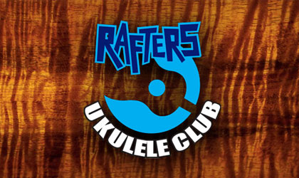 Ukulele Workshops at the Rafters Bar