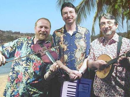 The Rhythm Chaps Ceilidh Band Sheffield