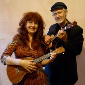 Sue Parish and Jon Moore