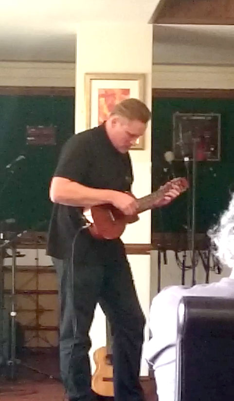 Michael Shepherd at UKE Power 2016