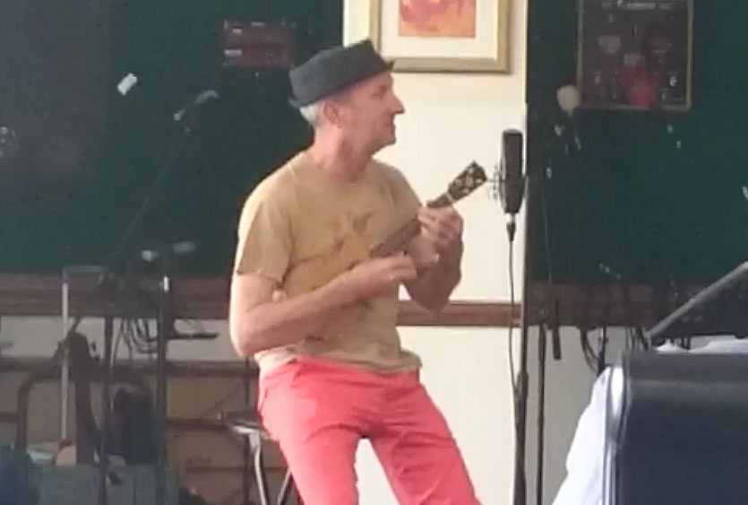 Winkie Thin at UKE Power 2016