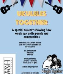 Ukuleles Together Concert