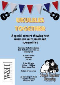 Ukuleles Together Concert